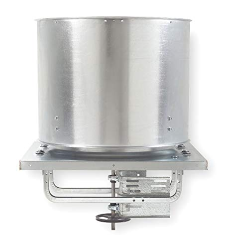 Dayton Exhaust Vent, 36 In - 7A862 ()