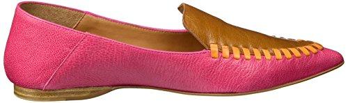 Zinda 2869 - Mocasines Mujer Pink (Fucsia)