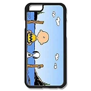 Peanuts Charlie Brown Snoopy Fit Series Case Cover For IPhone 6 (4.7 Inch) - Cover