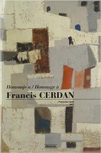 Livre gratuits en ligne Hommage à Francis Cerdan epub pdf