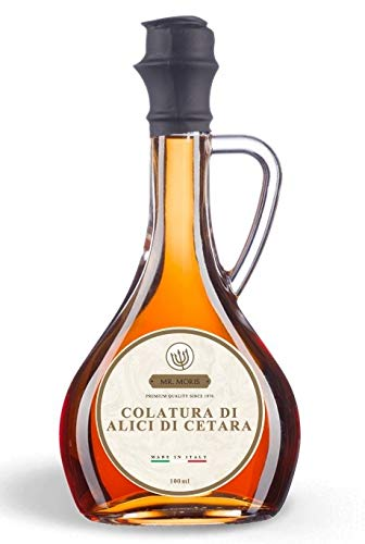 Colatura di Alici di Cetara Mr. Moris Made in Italy Anchovies Sauce (100ml)