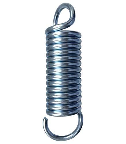 MacaSwing - Molla per amaca, resistente alle intemperie, robusta, sicura e extra corta MacaMex