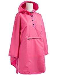 Women's Reversible Rain Poncho