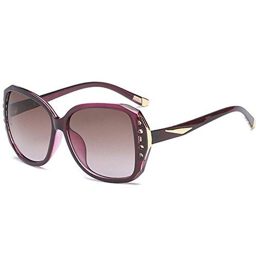 Aoligei Lunettes de soleil, lunettes de soleil, lunettes de pilote. D