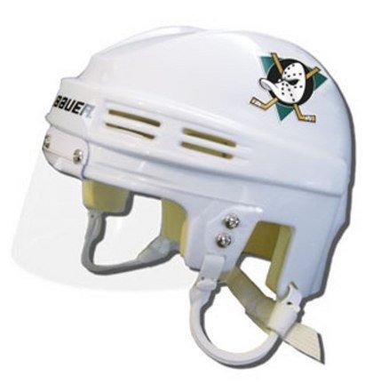 - NHL Anaheim Ducks Replica Mini Hockey Helmet