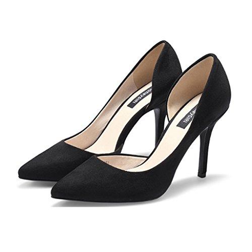 Schuhe JE Schuhe Hohen Weibliche Schuhe Absätzen Stiletto mit Pumpen shoes w41Zrqwxz