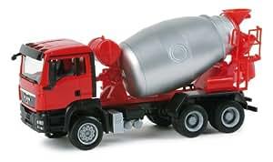 Herpa 156776 - MAN TGS M camión hormigonera 6x6 rueda
