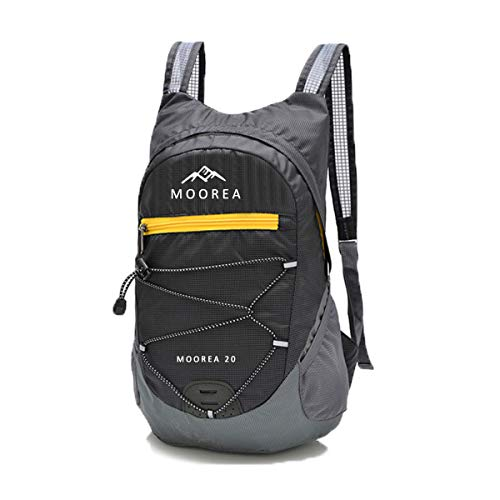 12542cdf9886 MOOREA Travel Lightweight Backpack Hiking Daypacks - Ultralight Water  Resistant Packable Backpack Carry On Durable Foldable
