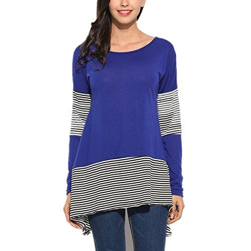 Lovino - Camiseta sin mangas - para mujer Azul