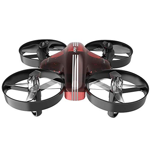 FILIND APEX 2.4G H36 6-Axis Gyro 360° Turn Over Mini Quadcopter RC Drone (Red) by FILIND