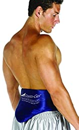 Elasto Gel SMALL/MEDIUM Ice & Hot Wrap for Pain in Lower Back