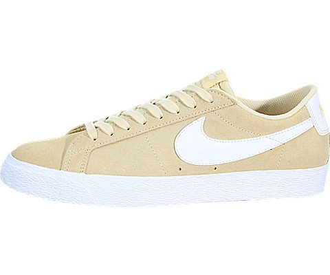 Nike Mens Sb Zoom Blazer Low Ankle-High Suede Skateboarding Shoe