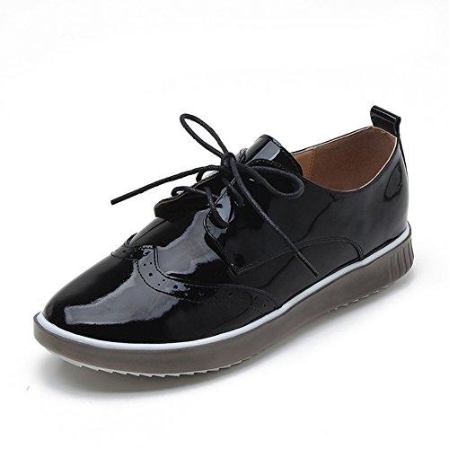 Super Grandes Zapatos De Tamaño/Calzado Casual/Manoletinas A