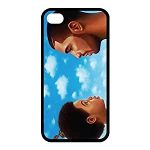 Customize Famous Singer Drake Back Cover Case for iphone 4 4S