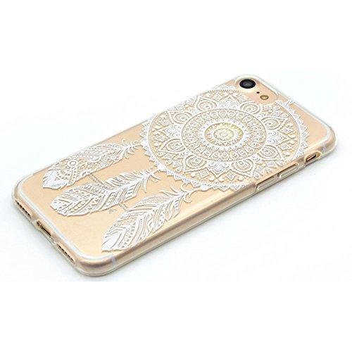 "HYAIT® For IPHONE 7 4.7"" [XXG 17V3]Scratch-Proof Ultra Thin Rubber Gel TPU Soft Silicone Bumper Case Cover -BKI02"