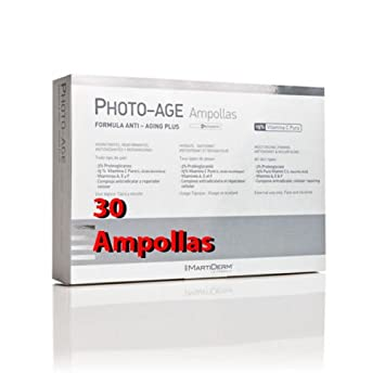 Martiderm Photo Age 2 Ml 30 Ampoules Ampollas X Mas Gift Skin Beauty Gift