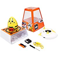 Cheerson 2.4G 4-Channel Fly Egg Quadcopter with 6-Axis Gyro, Yellow