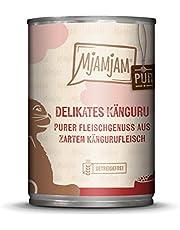 MjAMjAM purer Fleischgenuss - zartes Känguru pur, 6er Pack