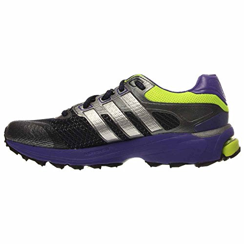 Adidas Supernova Glide 5 Womens ATR Running Shoes Night Shade/Metalsilver/Electricity mKkUHxUFb