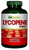 TNVitamins Lycopene 20 Mg - 60 Softgels Discount