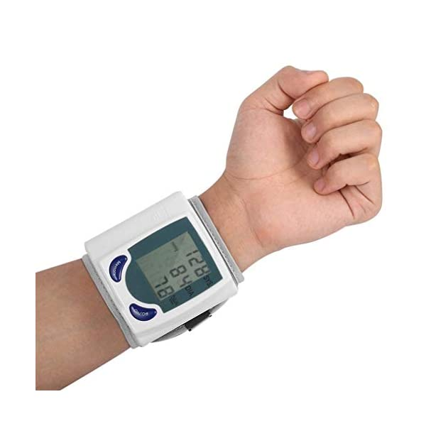 SNAPCOM Sphygmomanometer BP Wrist Monitor Best Price