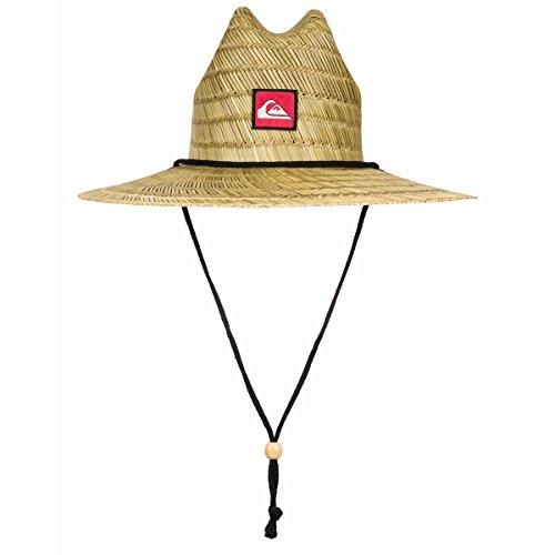 Quiksilver Boys' Pierside Lifeguard Hat (Little Big Kid), Natural, One Size