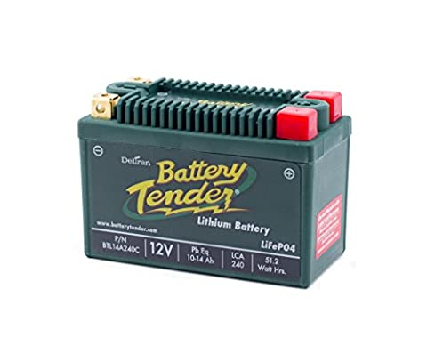 Battery Tender BTL14A240C Lithium Iron Phosphate Battery - Safe T Ii Steering