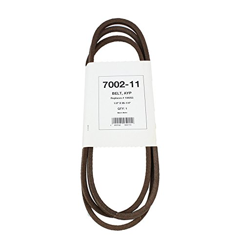 (Replacement Belt For Sears, AYP # 130801 / 138255)