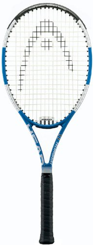 Head Liquidmetal 4 Prestrung Tennis Racquets 4_1/8 [Misc.] (Total Control Atomic Balls compare prices)