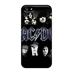 RichardBingley Iphone 5/5s Excellent Hard Phone Cover Allow Personal Design Colorful Red Hot Chili Peppers Image [JZq5659SkEx]
