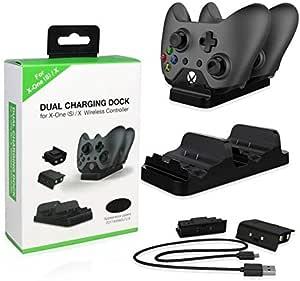 Dock Carregador Duplo Controle - Preto - Xbox One