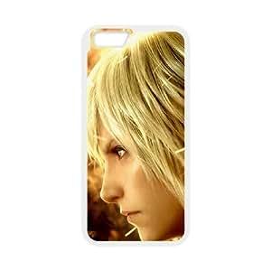 iphone6 plus 5.5 inch White phone case Final Fantasy Type-0 Birthday gift Best Xmas Gift for Boy QBI4366375