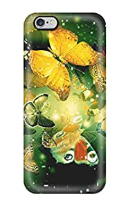 Tpu AnnaSanders Shockproof Scratcheproof Butterfly Hard Case Cover For Iphone 6 Plus 7529520K39527985