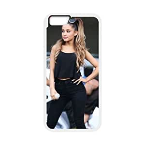 Ariana Grande iPhone 6 4.7 Inch Cell Phone Case White PhoneAccessory LSX_889704