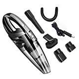 Handheld Car Vacuum Cleaner Cordless USB  Mini Portable Car Vacuum Wet Dry Mute Powerful Multi-Function High Power Rechargeable for Car,Pet Hair