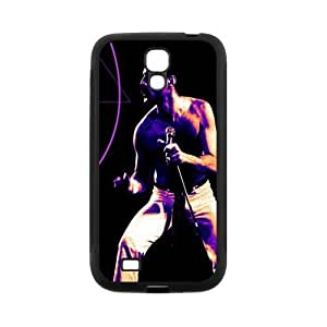 Custom Freddie Mercury Back Cover Case for SamSung Galaxy S4 I9500 JNS4-265