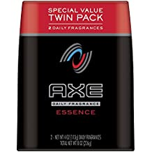 AXE Body Spray for Men, Essence, 4 oz, Twin Pack, Packaging May Vary