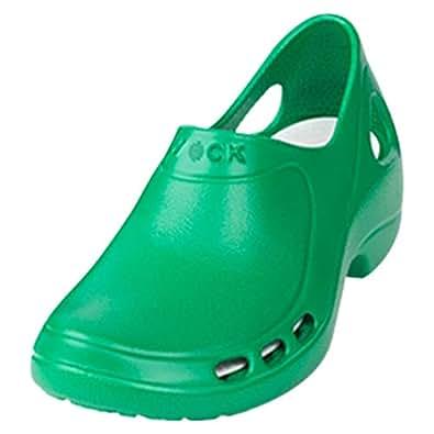 Wock Green Ballerina For Unisex