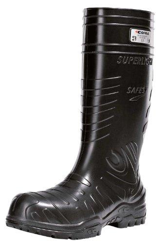 Cofra Safest S5CI SRC paio di scarpe di sicurezza Dimensione 43Nero