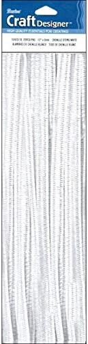 [해외]Darice Party Supplies 25 Piece (6mm x 12in) White / Darice Party Supplies 25 Piece (6mm x 12in) White