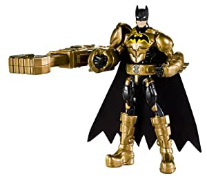 Batman - Pack de lucha, Batman turbo punch (Mattel W7257)