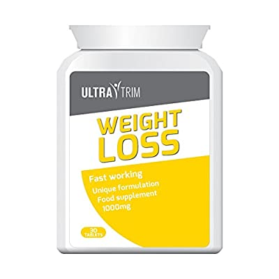 Ultra Trim Weight Loss Pills – Extreme Weight Loss Max Strength Fast Working
