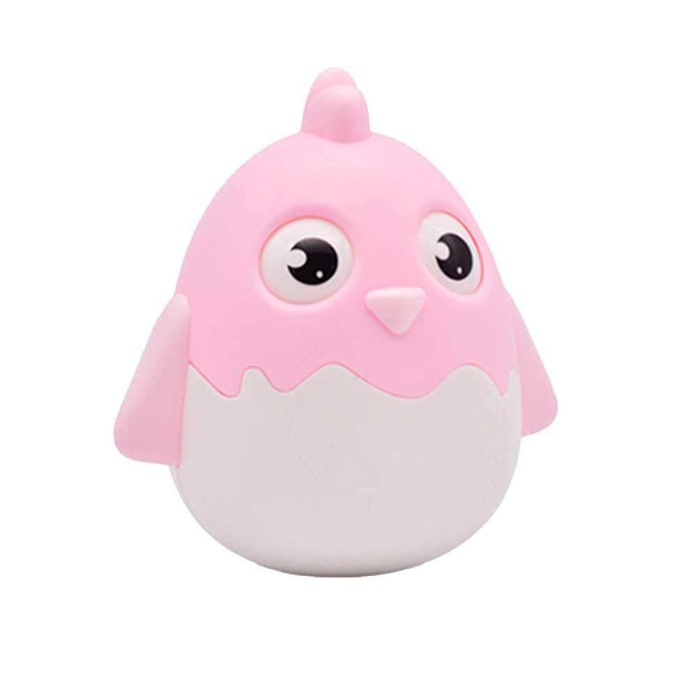 Verlike Roly-Poly Tumbler Baby Toy,Infant Newborn Teether Toys Doll Novelty Educational Toys Green