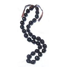 Hawaiian Kukui Nut Lei Necklace