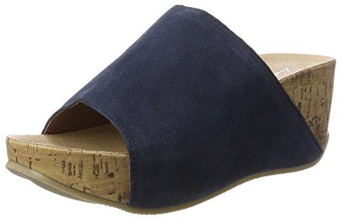 Andrea Conti 1541501 - Mules Mujer Azul (Dunkelblau)