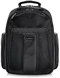 Versa Premium Checkpoint Friendly Laptop Backpack for 14.1-Inch MacBook Pro 15 (EKP127)