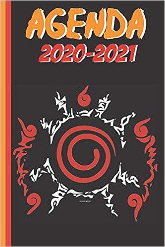 Amazon.com: | Thème Manga Agenda 2020 2021: Thème Manga   Ninja