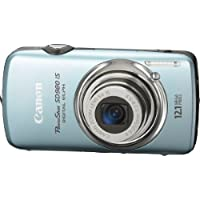 Canon PowerShot SD980IS 12.1MP Digital Camera with 5x Ultra Wide Angle Optical Image Stabilized Zoom and 3-inch LCD (Blue) Basic Facts Review Image