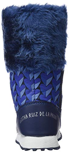 La Prada amz Slouch Girls Agatha for De 181981 Blue Boots a 181981 Ruiz textile aR7Ewnxqt