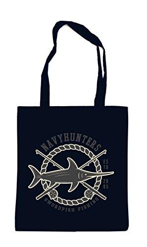 Swordfish Fishing Bolsa Negro Certified Freak